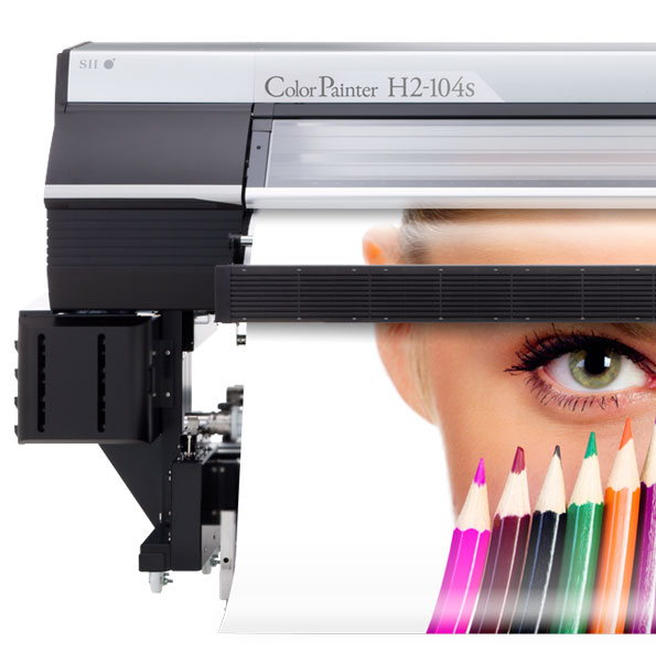 wide format printing equipment