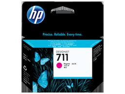 HP 711 80-ml Magento DesignJet Ink Cartridge HP 711 80-ml Black DesignJet Ink Cartridge