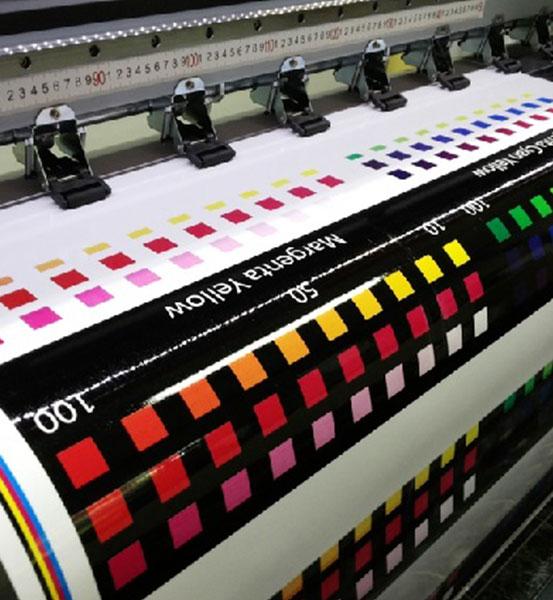 wide format print technician
