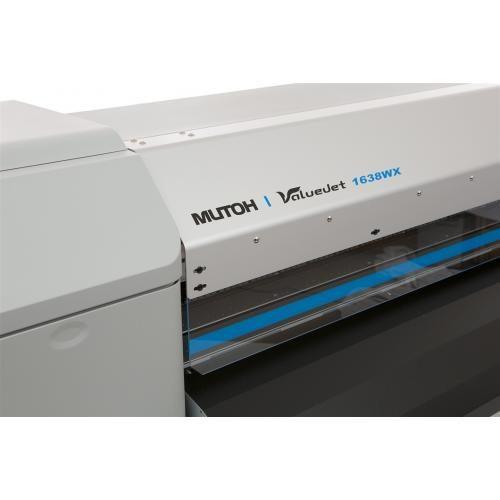 Mutoh VJ 1638WX Dye Sublimation Printer
