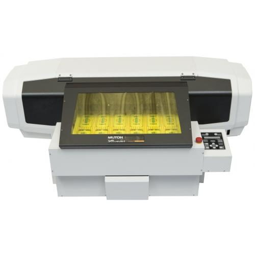 Mutoh ValueJet 426UF 19″ Tabletop UV-LED Printer