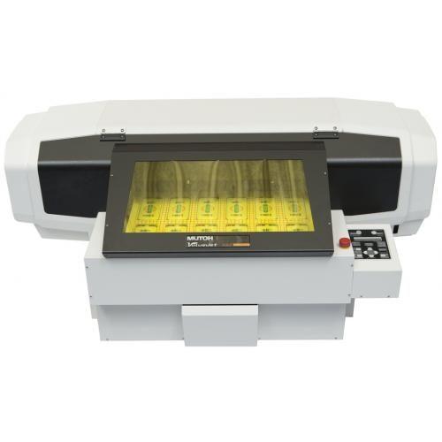 Mutoh ValueJet 426UF 19″ Tabletop UV-LED Printer