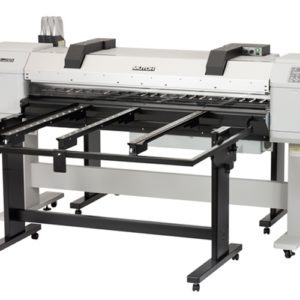 "Mutoh ValueJet 1617H Affordable 64"" Hybrid Printer"