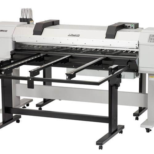 "Mutoh ValueJet 1617H Affordable 64"" Hybrid Printer"