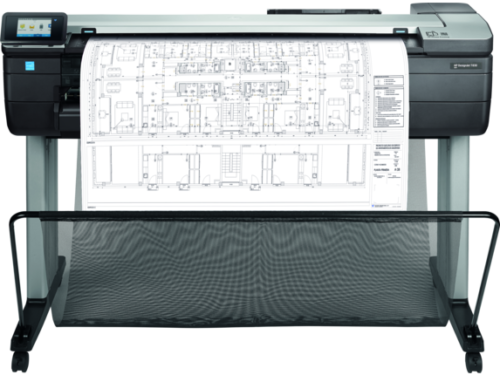 HP DesignJet T830 36-in Multifunction Printer in Texas