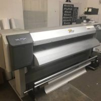 used 1614 Mutoh Valuejet Wide Format Printers for sale