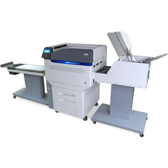 OKIData C931DP+ Envelope Printing Press