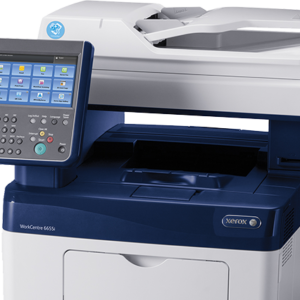 Xerox WorkCentre 6655i Color i-Series Smart Multifunction Printer