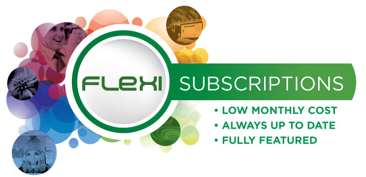 flexi software subscription package deal