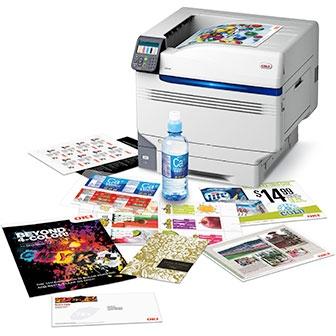 OKI C9DP+ Envelope Print System