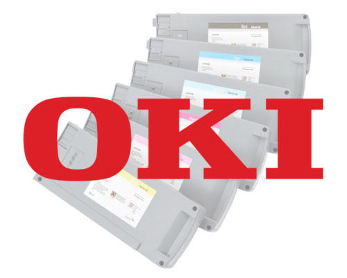 Oki Data ColorPainter brand consumables and inks