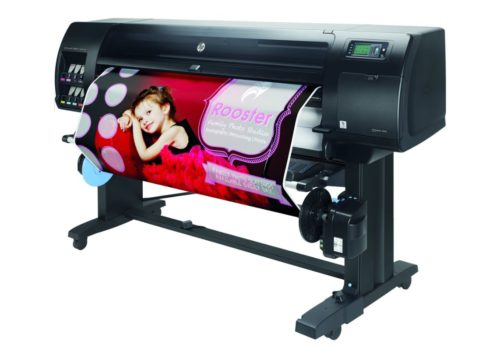HP DesignJet 42-in Z6810 Photo Production Printer