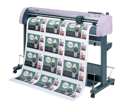CG-FXII Series Wide Format Roll-Based Cutting Plotters