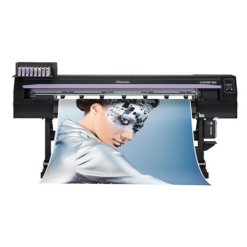 Mimaki CJV150 Series: High Quality Cut and Print