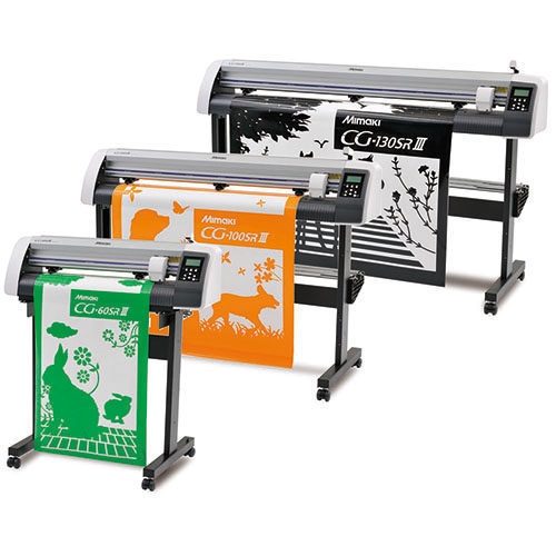 Mimaki CG-SRIII Series cutting plotters