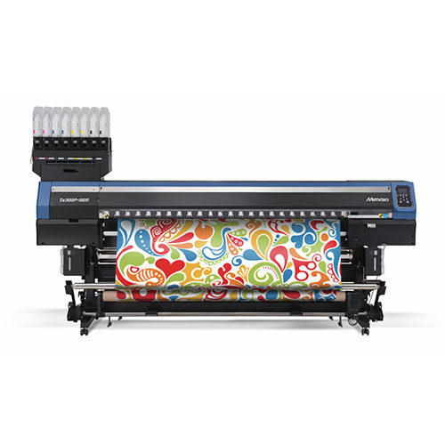 Mimaki TX300P Dedicated Direct-To-Fabric Printer
