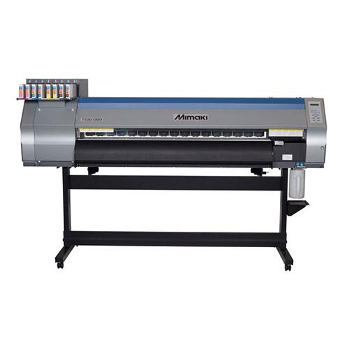 Mimaki TS30 entry-level dye sublimation inkjet printer for textiles