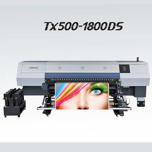 TX500-1800 Series wide format textile printers